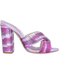 Schutz Sandale - Lila