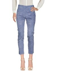 Peserico - Casual Pants - Lyst
