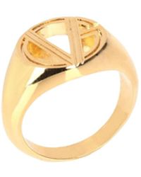 Versace Ring - Mettallic