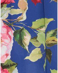 Blugirl Blumarine Midi Skirt - Blue