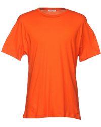 Paolo Pecora T-shirt - Orange