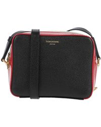Thom Browne Cross-body Bag - Black