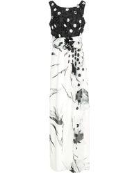 Antonio D'errico Long Dress - White