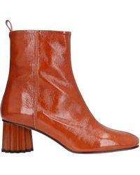 Salar Ankle Boots - Brown
