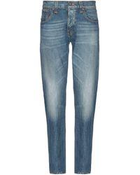 Nudie Jeans Jeanshose - Blau