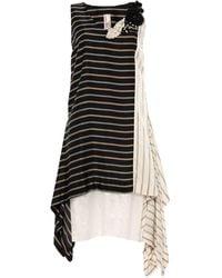 Antonio Marras Short Dress - Black