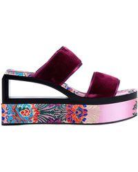 Casadei Sandals - Multicolor