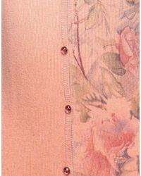 Class Roberto Cavalli Strickjacke - Pink