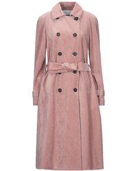 Harris Wharf London Coat - Pink