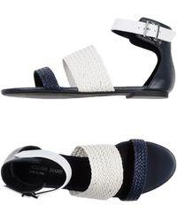 Armani Jeans Sandals - Blue