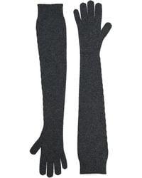 Dolce & Gabbana Gloves - Gray
