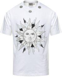 Fausto Puglisi Camiseta - Blanco