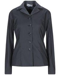 Molly Goddard Suit Jacket - Blue