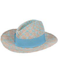 Patrizia Pepe Hat - Blue