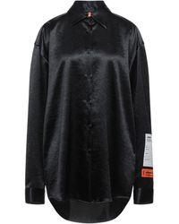 Heron Preston Shirt - Black