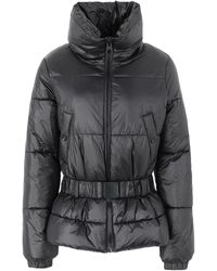 ONLY Synthetic Down Jacket - Black