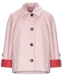 Marni Overcoat - Pink