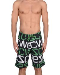 Wesc - Beach Shorts And Trousers - Lyst