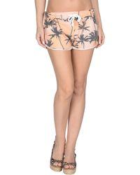 Billabong Beach Shorts And Trousers - Pink