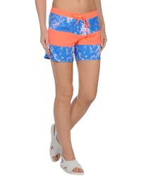 Hurley - Beach Shorts And Trousers - Lyst