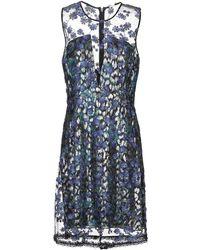 Elie Tahari Knee-length Dress - Black