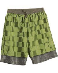 Emporio Armani Bermuda Shorts - Green
