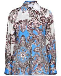 Erika Cavallini Semi Couture Shirt - White