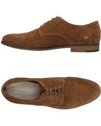 Vagabond Lace-up Shoe - Brown
