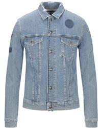 Macchia J Denim Outerwear - Blue