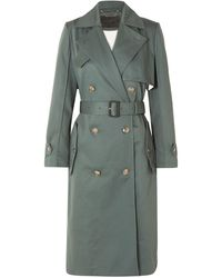 Givenchy Pardessus - Vert