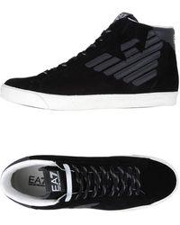 EA7 High-tops & Sneakers - Black
