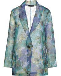 Alessandro Dell'acqua Suit Jacket - Green
