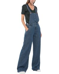 2W2M Dungarees - Blue