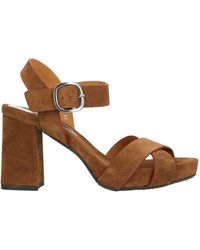 Audley Sandals - Brown