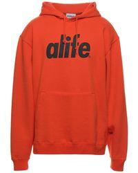 Alife Felpa - Arancione