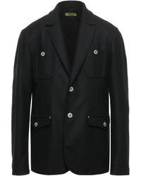 Versace Jeans Couture Cappotto - Nero