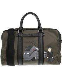 Dolce & Gabbana Travel Duffel Bags - Multicolour