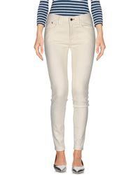 Ralph Lauren Black Label - Pantaloni jeans - Lyst