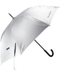 Karl Lagerfeld Regenschirm - Mettallic