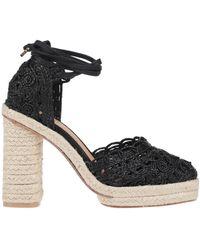 Castaner Sandals - Black