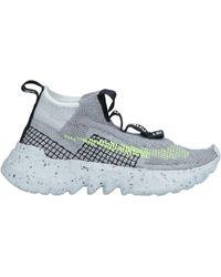 Nike High-tops & Trainers - Grey
