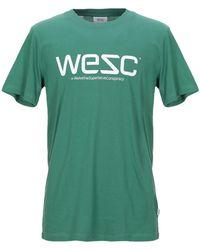 Wesc Camiseta - Verde