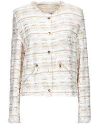 Filles A Papa Suit Jacket - White