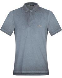 Officina 36 Polo Shirt - Blue