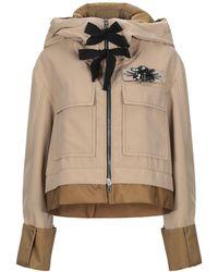 Dorothee Schumacher Jacket - Natural