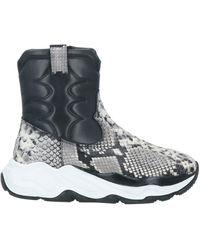 Ermanno Scervino Ankle Boots - Black