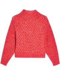 TOPSHOP Dolcevita - Rosso
