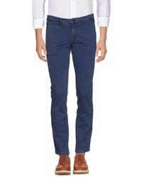Briglia 1949 Casual Trousers - Blue
