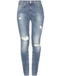 Calvin Klein Pantaloni jeans - Blu