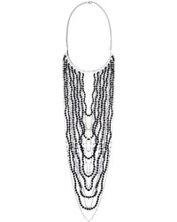 Eddie Borgo - Necklace - Lyst